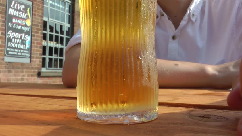 Beer garden blues this summer?